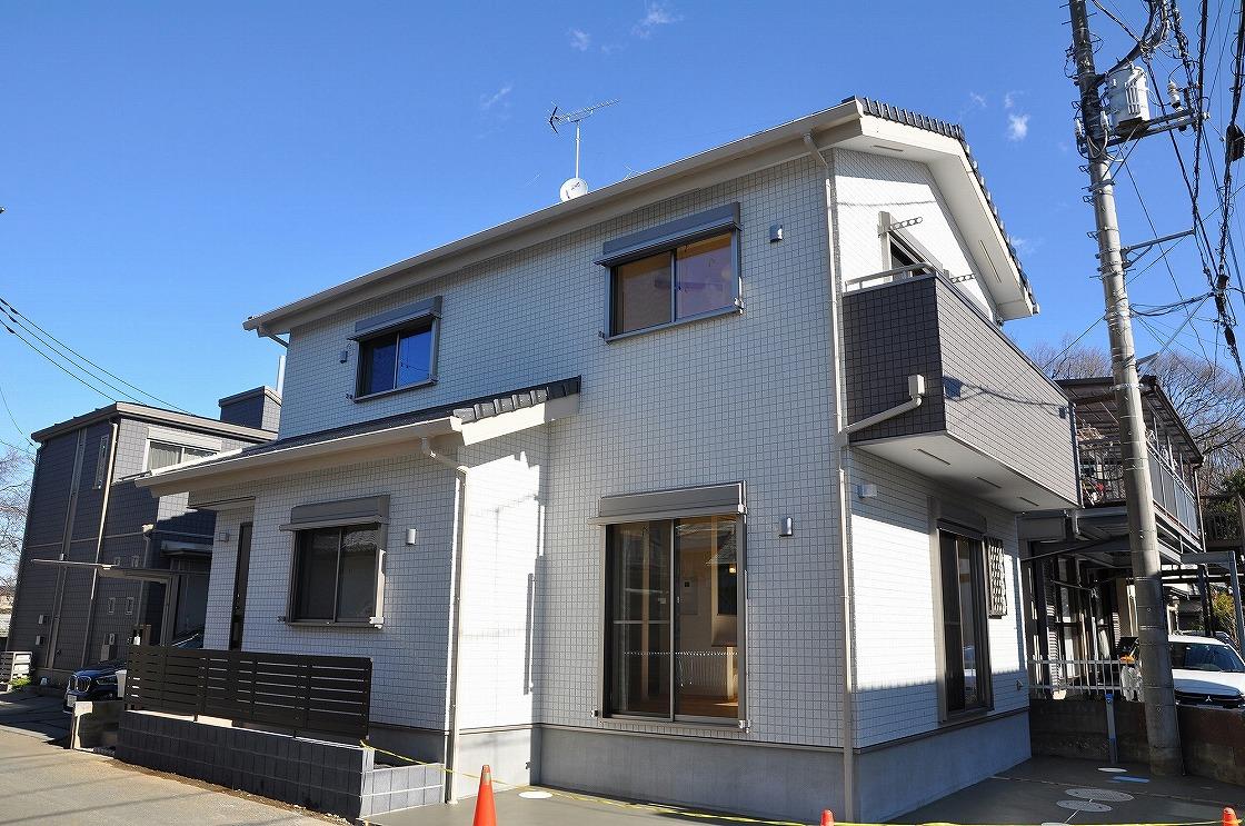 天然素材・無垢材の省エネ&準防火構造の家